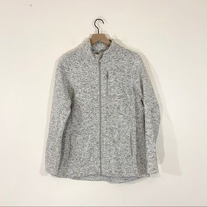 Andrew Marc Full Zip Lined Jacket Size L